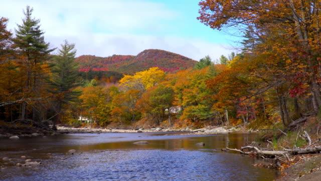 Autumn in the Adirondacks video