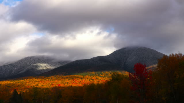 Autumn in the White Mountains video