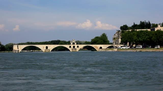 Avignon Bridge video