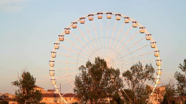 Avignon Ferris Wheel video