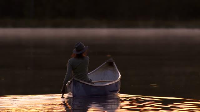 Away goes the canoe video