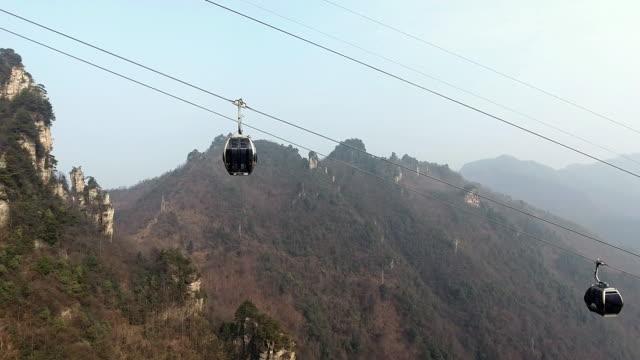 Awesome Zhangjiajie national park video
