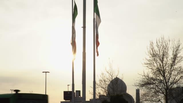 阿紮迪廣場 - 德黑蘭 個影片檔及 b 捲影像