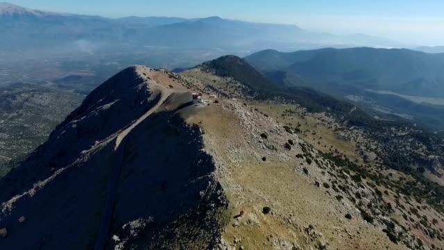 Babadag Aerial View video