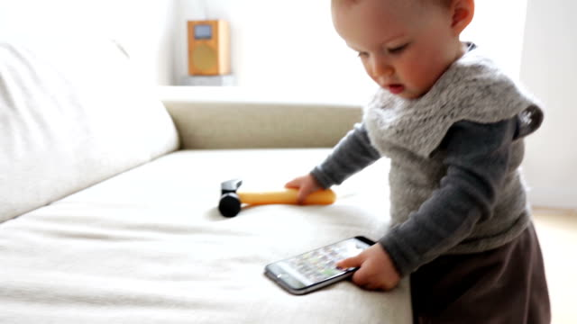 Babies Ruining Smartphones video