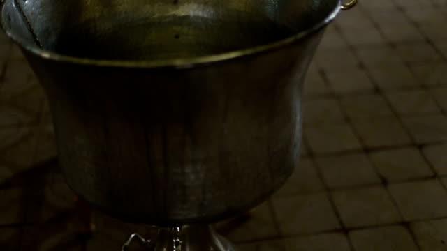 babtismal フォント - 洗礼点の映像素材/bロール