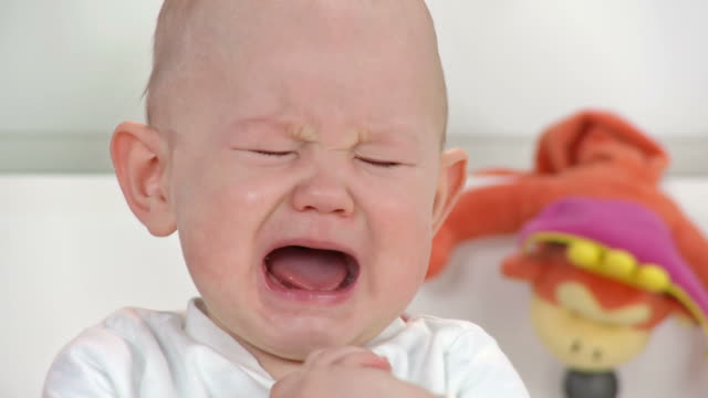 HD: Baby Boy Crying video