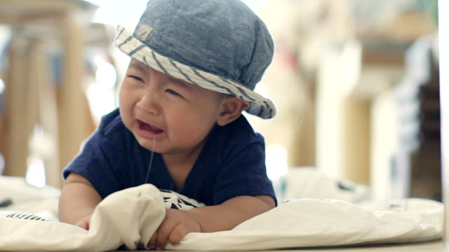 Baby Boy Crying video