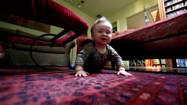 Baby Crawling video