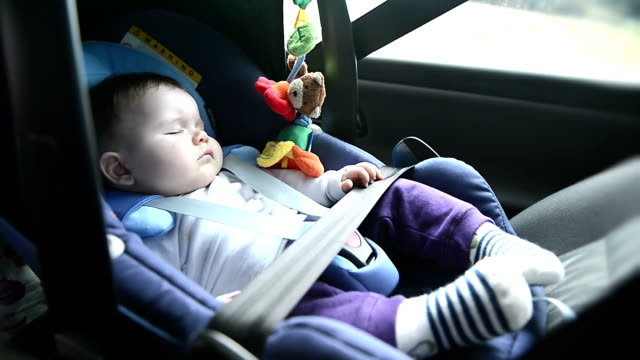 Royalty Free Baby Car HD Video, 4K Stock Footage & B-Roll - iStock