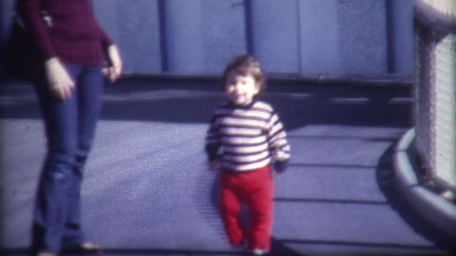 Baby Walking 1972 video