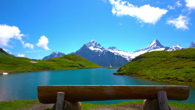 Bachalpsee-First-Grindelwald-Schweiz – Video