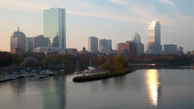 Back Bay, Boston video