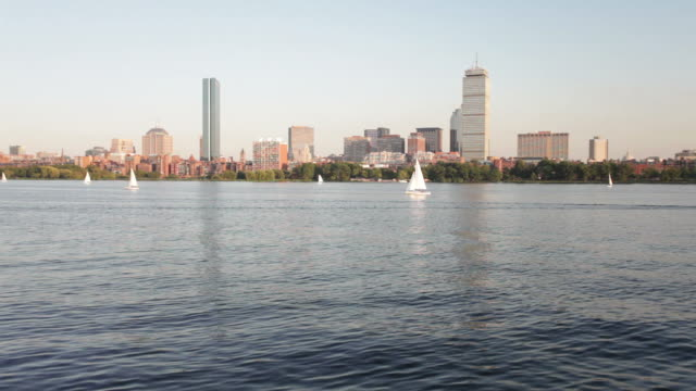 Back Bay in Boston video