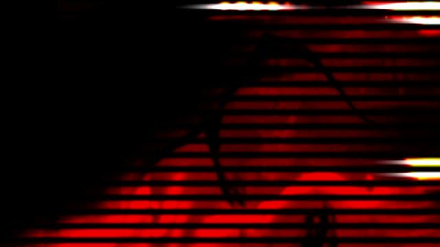 Rücken Licht Abstraktion – Video