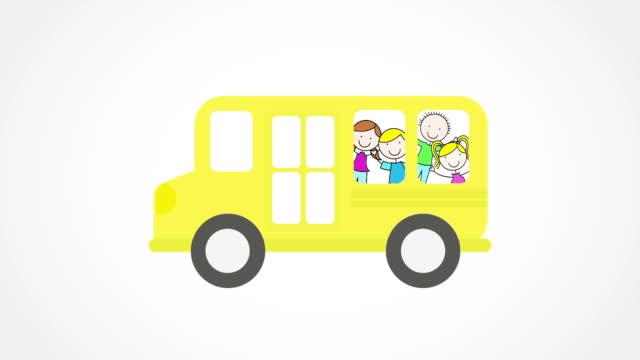Back to school design, Video Animation video