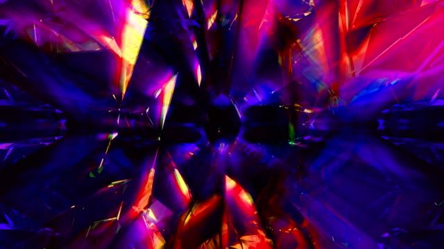 vidéos et rushes de vj fond 4k loop - abstract background
