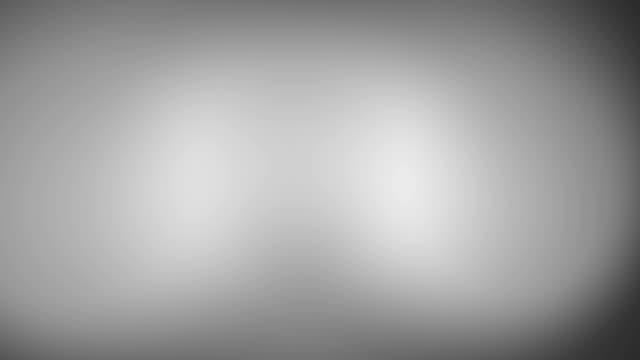 vidéos et rushes de lumière de fond noir et blanc 4k - gris