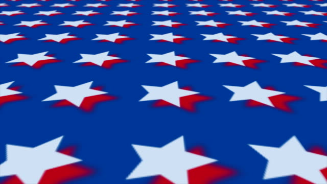 vídeos y material grabado en eventos de stock de bucle de fondo de estados unidos - independence day