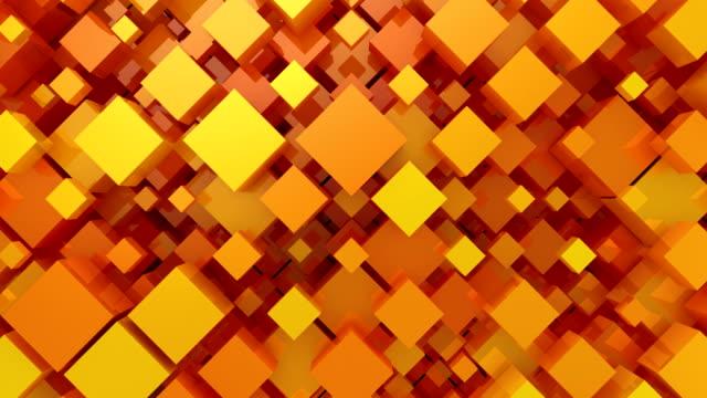 ボックスの背景 - 立方体点の映像素材/bロール