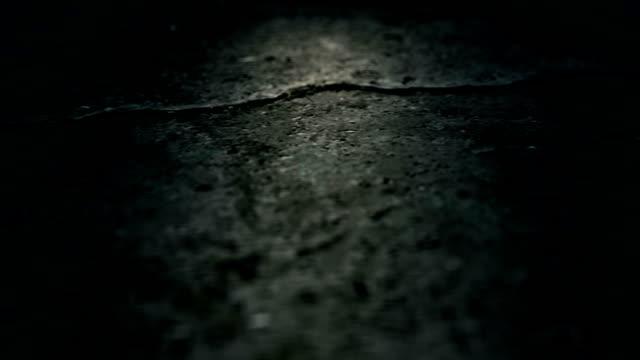 vidéos et rushes de fond de la vieille surface de béton - plein cadre