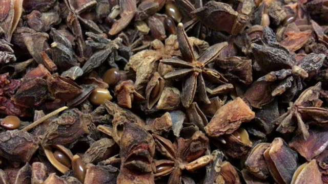 Background of Star Anise video