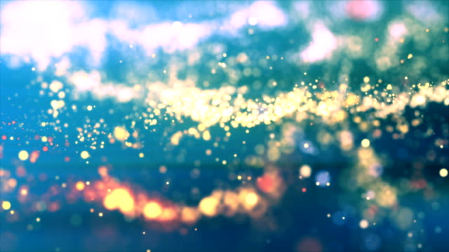 Background Particles Loop Background Particles Loop stage light stock videos & royalty-free footage