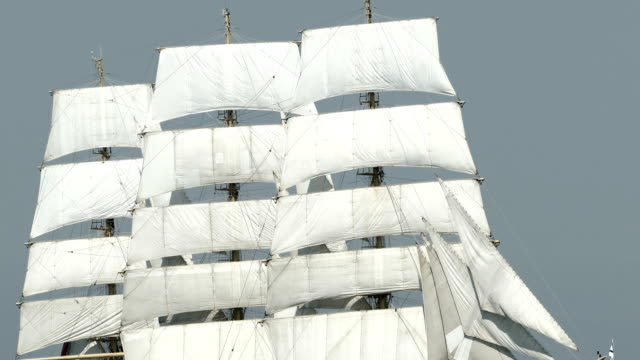 background - vintage sails