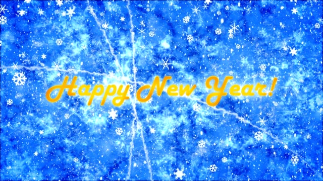 Background With New Year Greetings Stock Video More Clips Of