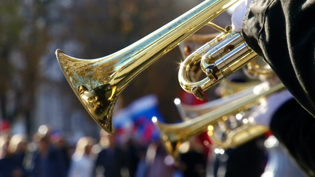 Best Brass Band Stock Videos and Royalty-Free Footage - iStock