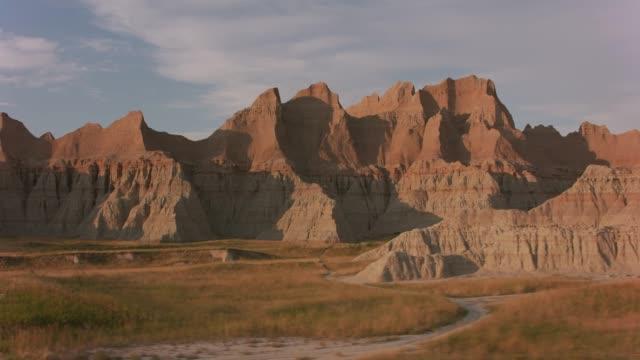 Badlands National Park, South Dakota video