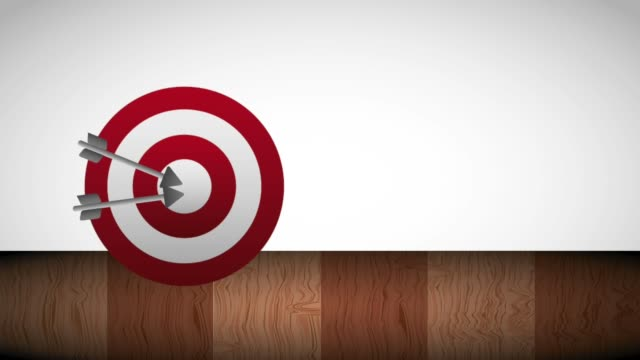 bag money full money and target arrows business video