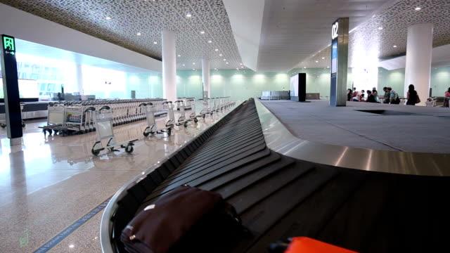Baggage Carousel video