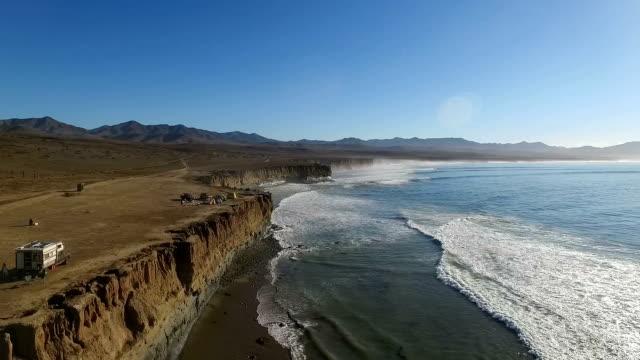 Baja Aerial video