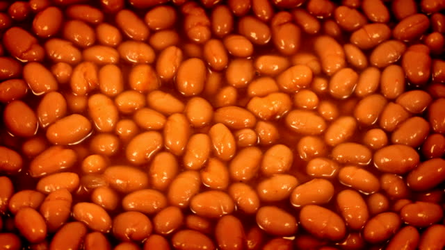 Baked Beans Rotating video