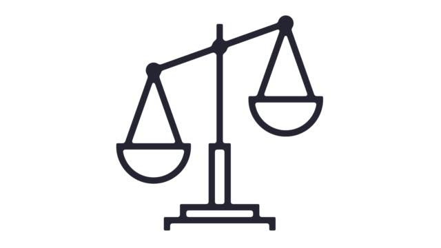 Balance Icon Animation