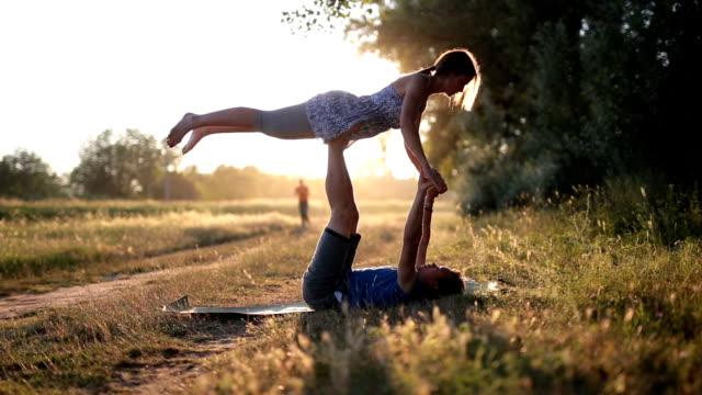 Balance is most important thing - treba muski