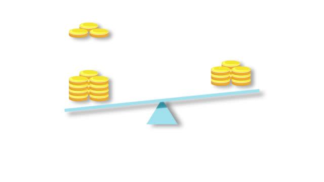 Balancing finances, accounting or pay gap