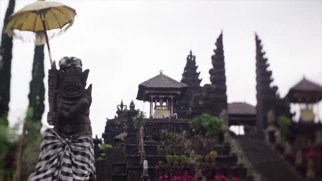 balines tradition arkitektur - sarong bildbanksvideor och videomaterial från bakom kulisserna