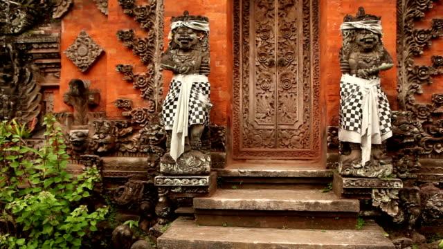 Balinise Ubud Architecture Bali video