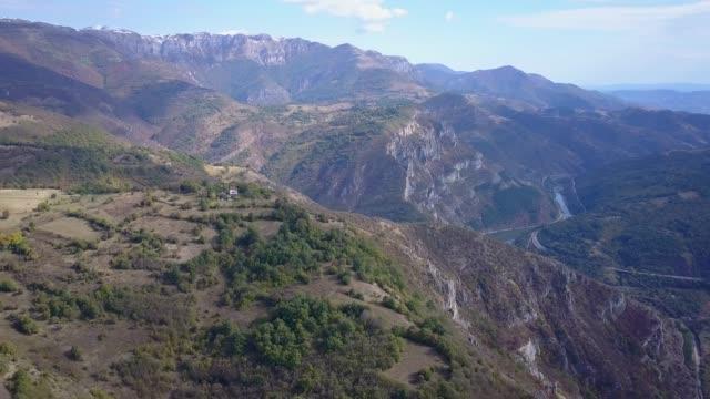 Balkans,4k drone video video