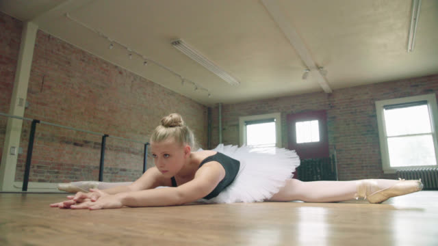 Ballerina Stretching video