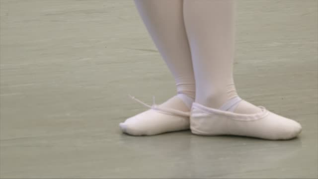 Ballet Class Ballet class. Ideal out of focus for background use. dance studio stock videos & royalty-free footage