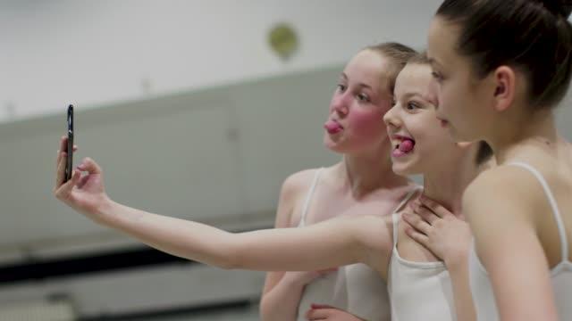 Ballet school video