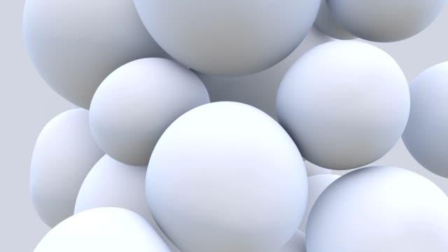 vídeos de stock, filmes e b-roll de balão que flutua no movimento - esfera