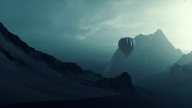 Ballooning the Mountains video