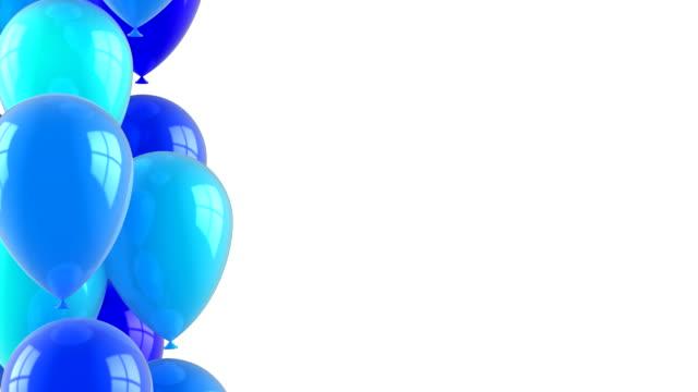 balonlar kadar uçan - balon stok videoları ve detay görüntü çekimi