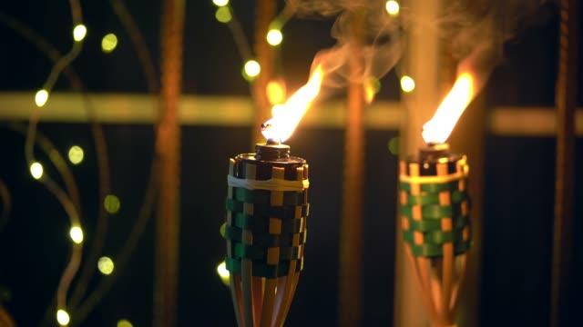 bambuolja eller pelita - eid al fitr bildbanksvideor och videomaterial från bakom kulisserna