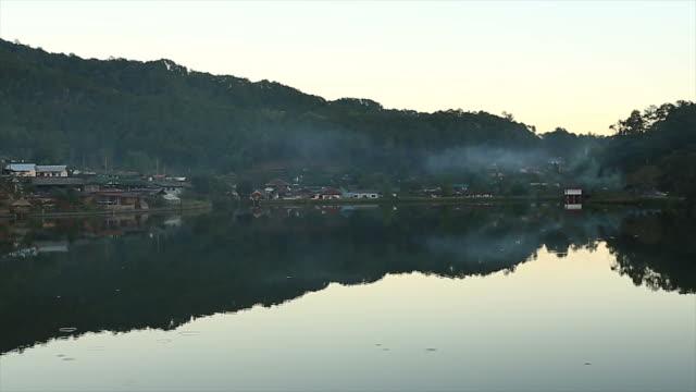 Ban Rak Thai Chinese village in Mae Hong Son Thailand