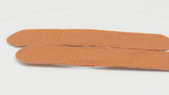 Bandage isolated on white background
